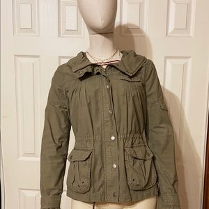 H&M divided utility jacket